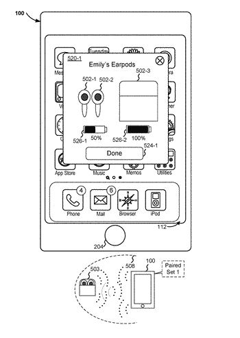 Devices, methods, and graphical user interfaces for wireless pairing with peripheral devices and displaying status ...