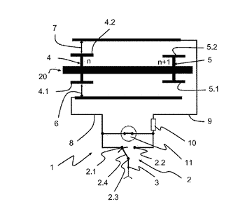 On-load tap changer and method of and system for operating same