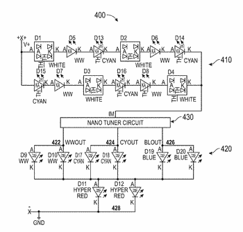 Systems and methods for controlling the spectral content of led lighting devices