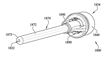 Oral administration coupler for back-of-mouth delivery