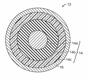 Golf balls having multi-layered core with metal-containing center and thermoplastic outer layers