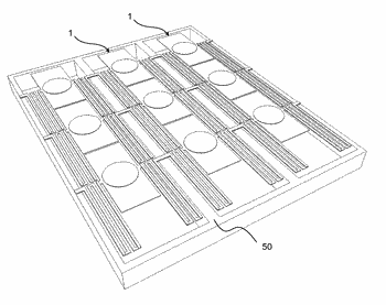 Micromechanical device for electromagnetic radiation sensing