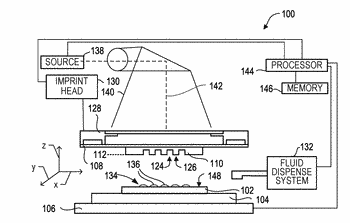 Optical system for use in stage control