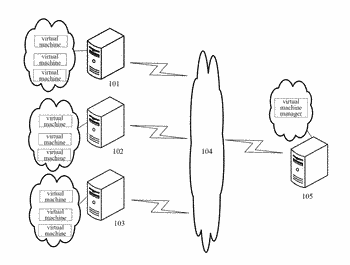 Method and apparatus for live-migrating virtual machines