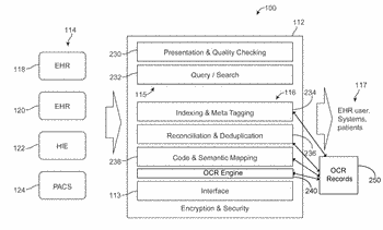 Systems and methods for coding health records using weighted belief networks