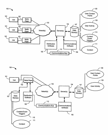 Method and system for delivery of content over an electronic book channel