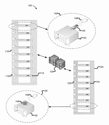 Self-locating computing devices, systems, and methods