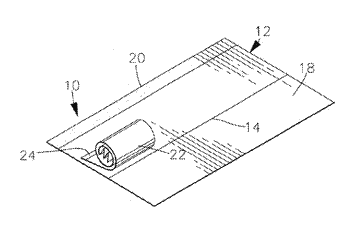 Cigarette rolling paper with folding assist