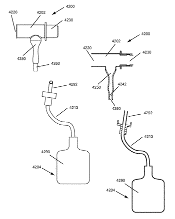 Respiratory secretion rentention device, system and method