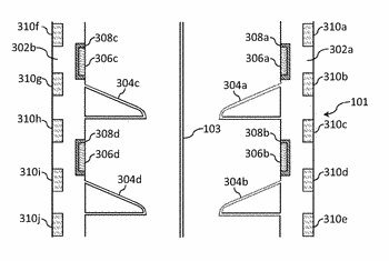 Thermally enhanced glass manufacturing apparatus and method