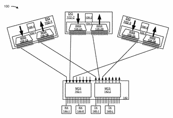 Programmable multicast switch