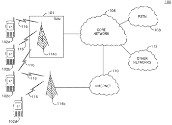 Apparatus and methods for group wireless transmit/receive unit (wtru) handover
