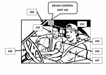 Motor vehicle artificial intelligence expert system dangerous driving warning and control system and method