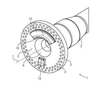 Mounting segments and a wind turbine with mounting segments