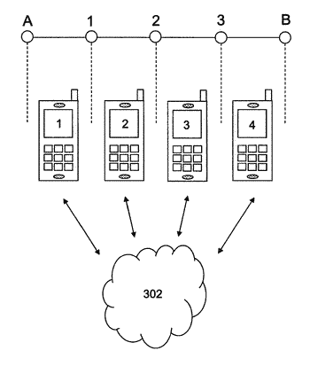 An apparatus and associated methods for use in live navigation