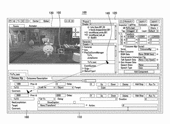 Method and apparatus for producing virtual reality content for at least one sequence