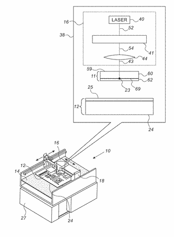 Methods and apparatus for printing high-viscosity materials