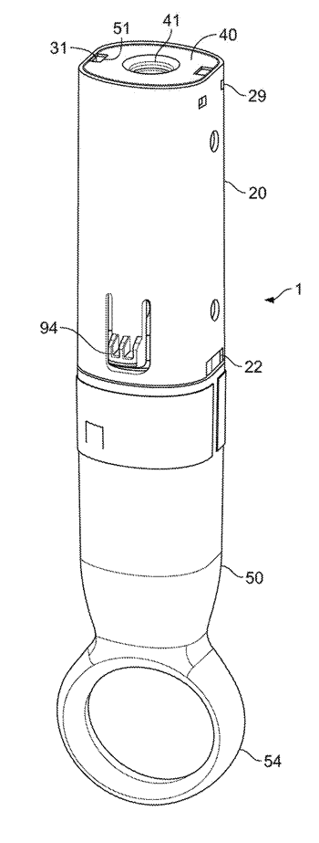 Auto-injector and drive unit therefor
