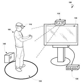 Camera based safety mechanisms for users of head mounted displays