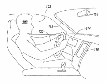 Vehicle occupant head positioning system
