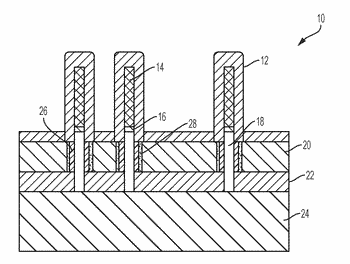 Gate cut on a vertical field effect transistor with a defined-width inorganic mask