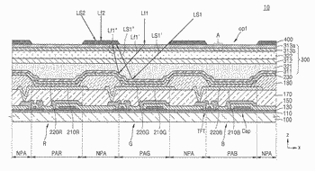 Display device and a method of manufacturing the same