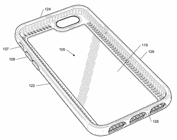 Case for portable electronic device