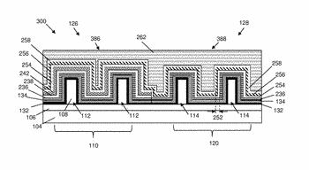 Integrated circuit with replacement gate stacks and method of forming same