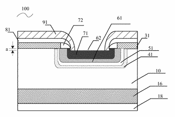Insulated gate bipolar transistor and manufacturing method therefor