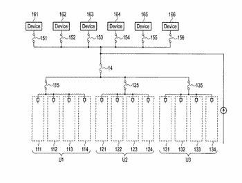 Storage cell system, storage cell module and method for operating storage cell system