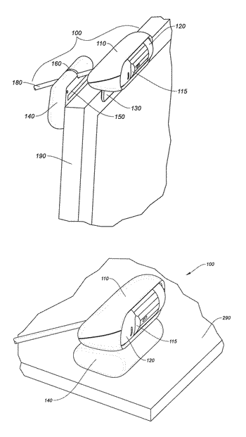 Camera mounting device