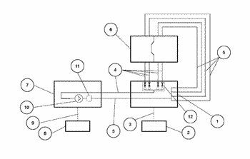 Method for finding a target conveying capacity of a pumping system