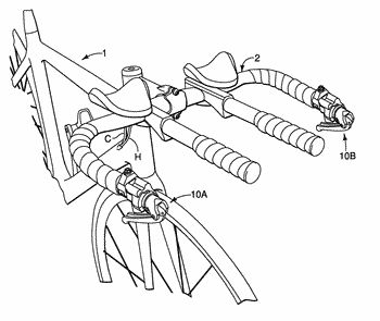 Bicycle operating device