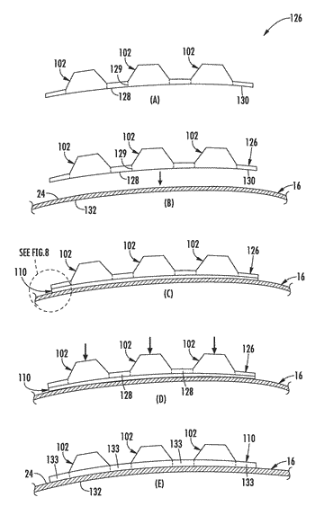 Attachment methods for surface features of wind turbine rotor blades