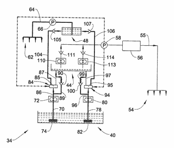 Gearbox lubrication system for aircraft