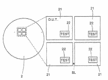 System and method for electrical testing of through silicon vias (tsvs)