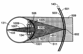 Method and apparatus for constructing a contact lens with optics