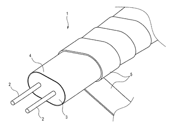 Parallel pair cable