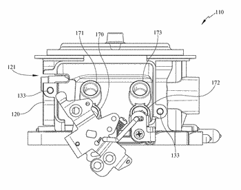 Electronic fuel injection throttle body assembly