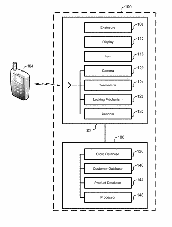Registry verification for a mechanized store using radio frequency tags