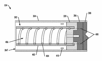 Induction-based aerosol delivery device