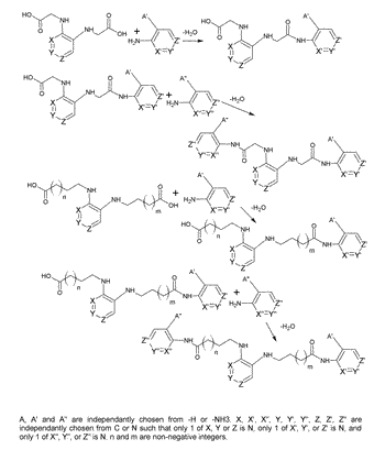 Aminopyridine based buffers with wide buffering ranges antibiotics and myelin disease therapy