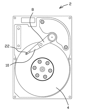 Disk drive suspension assembly having a partially flangeless load point dimple