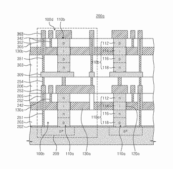 Logic semiconductor device