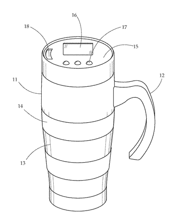 Portable brewing container