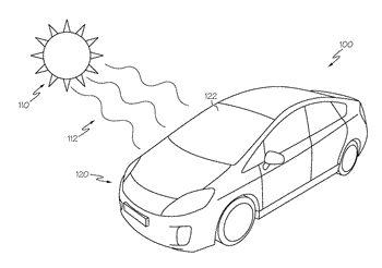 Automatic window tinting systems and methods for a vehicle