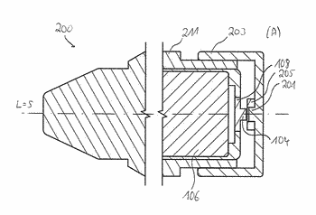 Electrical energy source, tool kit, and method for inserting an energy source into a tool