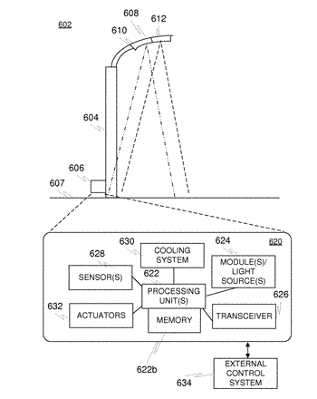 Modular luminaire, related module, system and lighting apparatus
