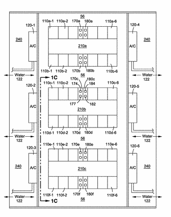Electronic equipment data center or co-location facility designs and methods of making and using the ...