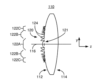 Intraocular lenses having zone-by-zone step height control